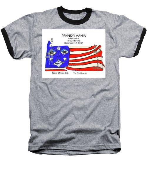 Pennsylvania Baseball T-Shirt