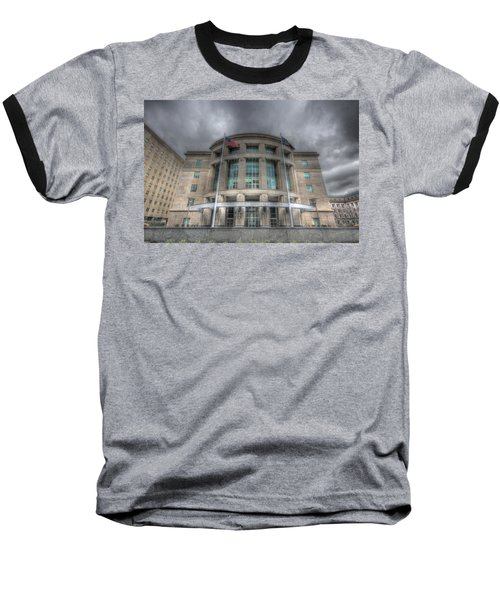 Pennsylvania Judicial Center Baseball T-Shirt