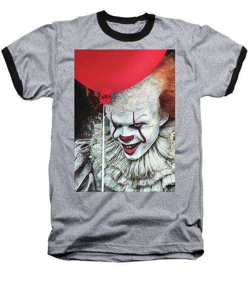 Pennywise Baseball T-Shirt