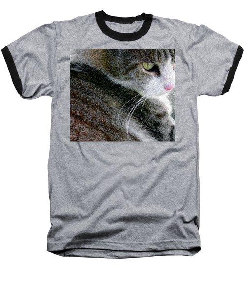 Pensive Baseball T-Shirt