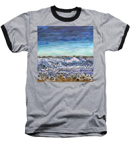 Pensive Waters Baseball T-Shirt