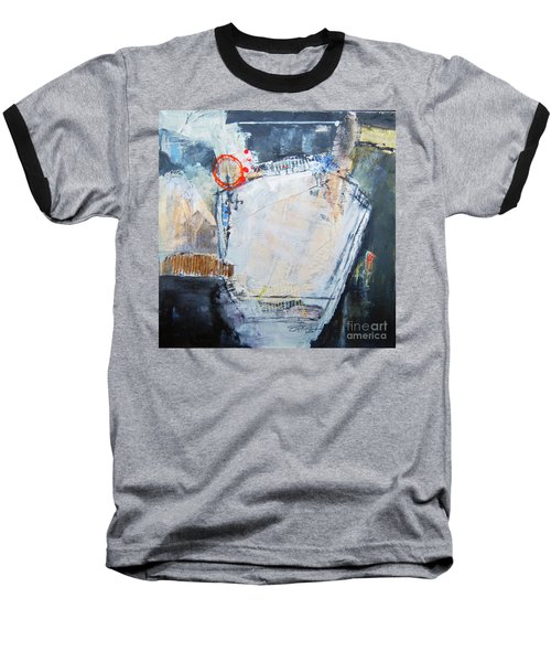 Pentagraphic Baseball T-Shirt by Ron Stephens