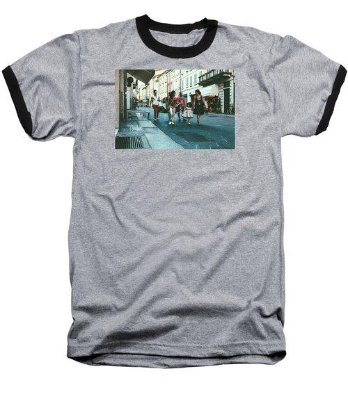 People Baseball T-Shirt