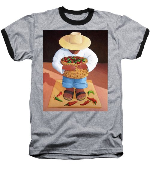 Pepper Boy Baseball T-Shirt