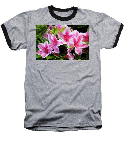 Peppermint Candy Baseball T-Shirt