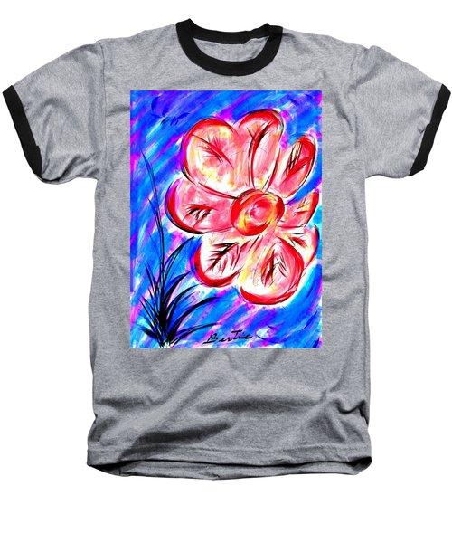 Peppermint Kiss Baseball T-Shirt
