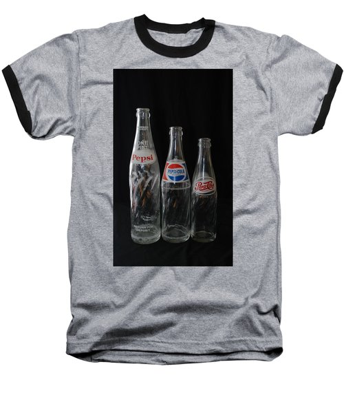 Pepsi Cola Bottles Baseball T-Shirt