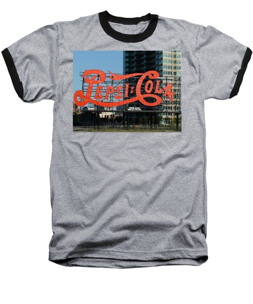 Pepsi-cola Baseball T-Shirt