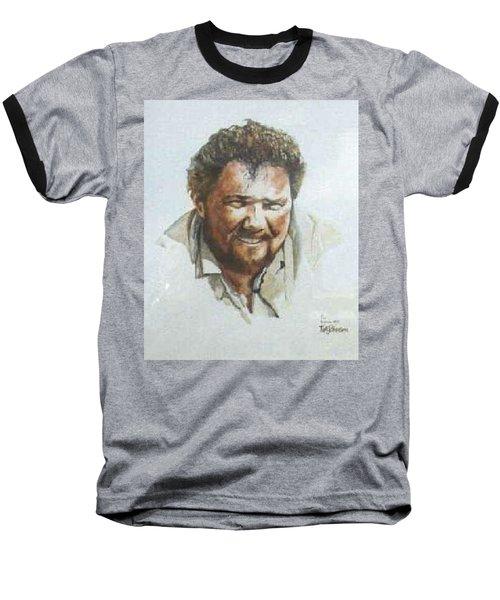 Per Baseball T-Shirt by Tim Johnson