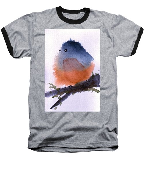 Perched Baseball T-Shirt