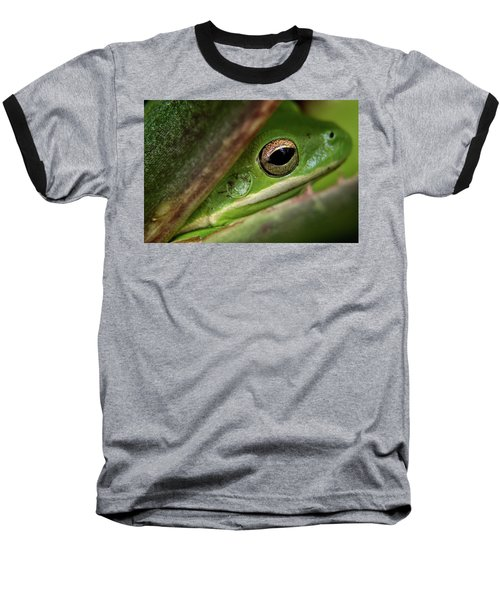 Frogy Eye Baseball T-Shirt