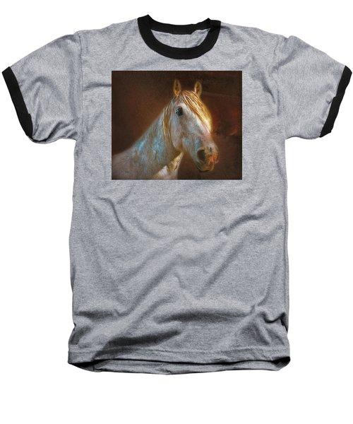 Percheron  Baseball T-Shirt