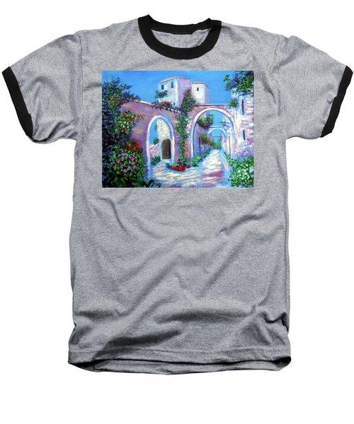 Percorso Paradiso Baseball T-Shirt