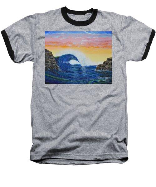 Perfect Curl Baseball T-Shirt