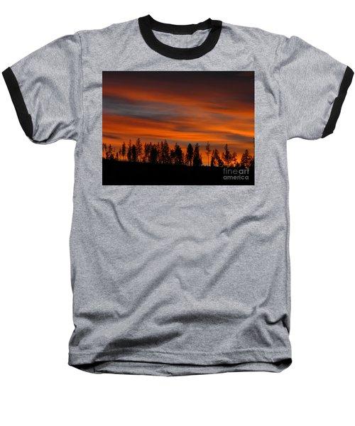 Perfect Evening Baseball T-Shirt