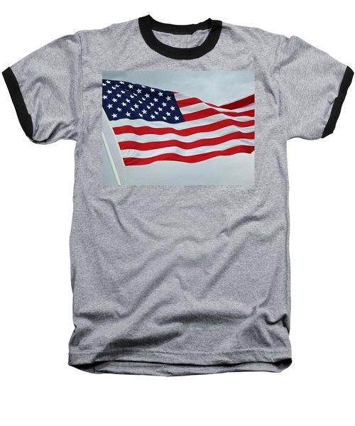 Perfect Flag Baseball T-Shirt