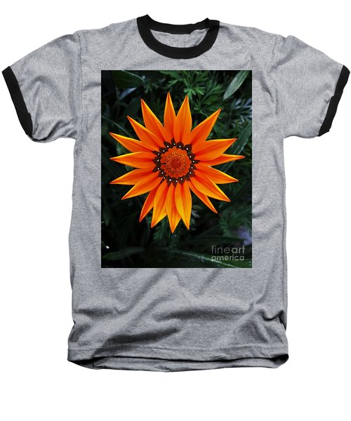 Perfect Flower  Baseball T-Shirt by Jasna Gopic