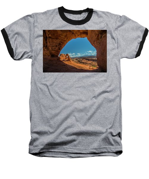 Perfect Frame Baseball T-Shirt