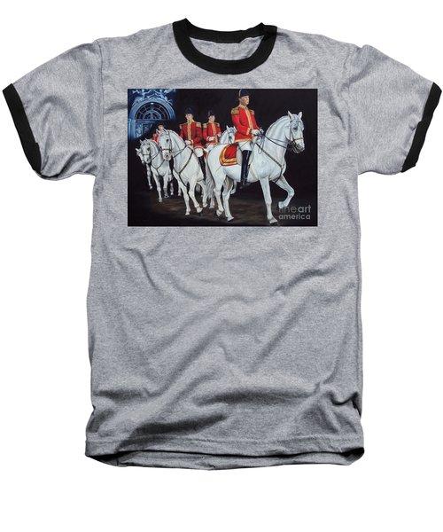 Perfect Harmony Baseball T-Shirt