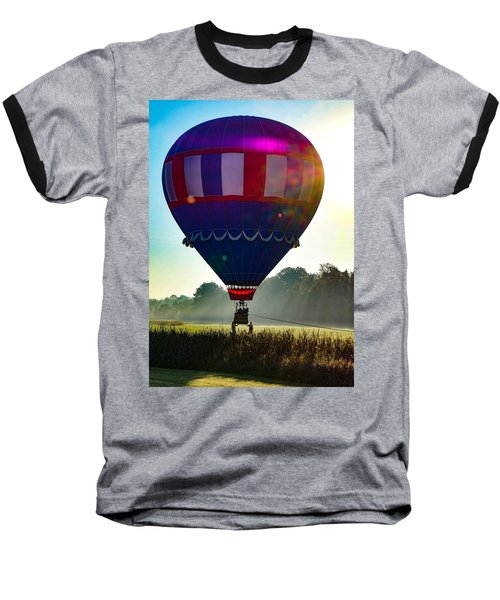 Perfect Landing Baseball T-Shirt