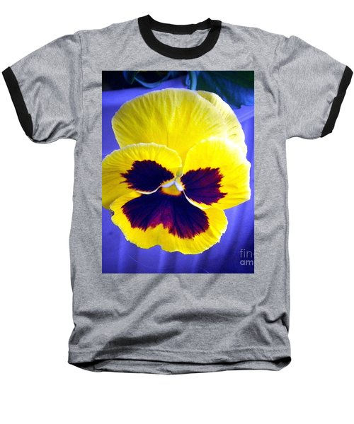 Perfect Pansey Baseball T-Shirt