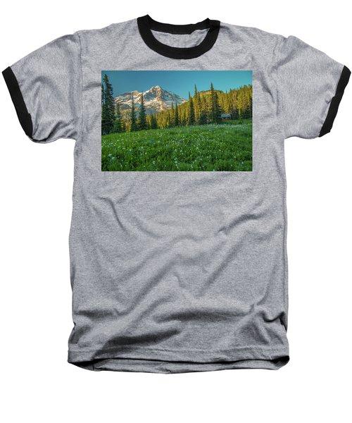 Perfect Setting Baseball T-Shirt