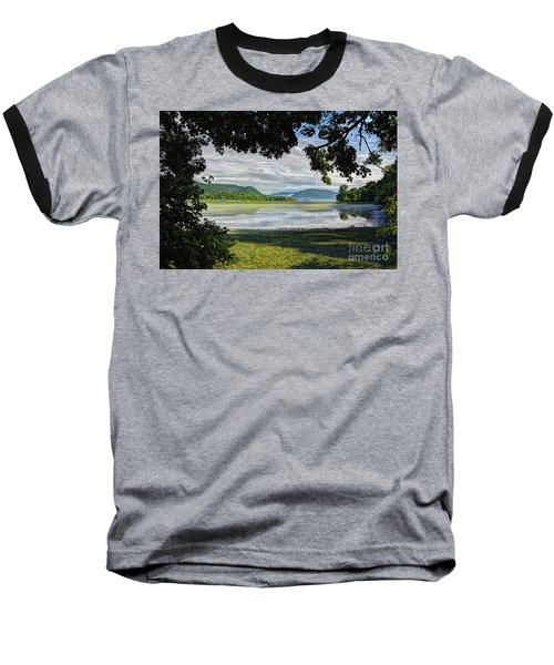 Perfectly Framed Baseball T-Shirt
