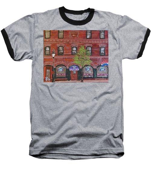 Perfecto's Cafe Baseball T-Shirt