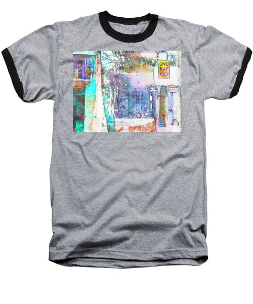 Baseball T-Shirt featuring the photograph Performance Arts by Susan Stone