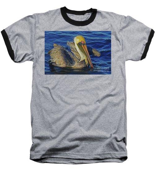 Perky Pelican II Baseball T-Shirt