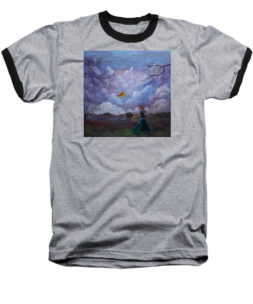 Permissions Baseball T-Shirt