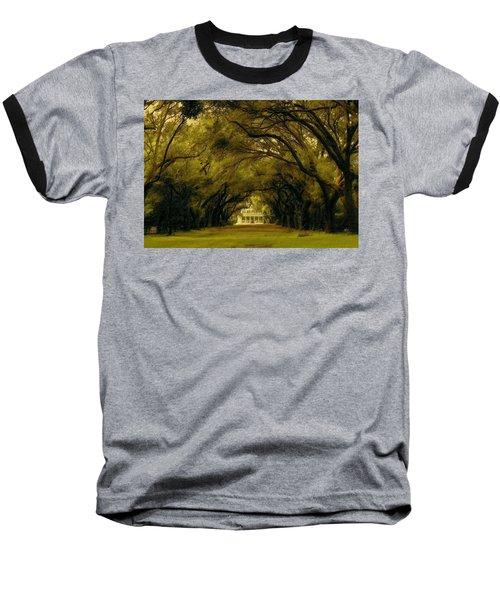 Perplexing Plantation Baseball T-Shirt