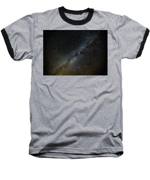 Perseid Meteor Baseball T-Shirt