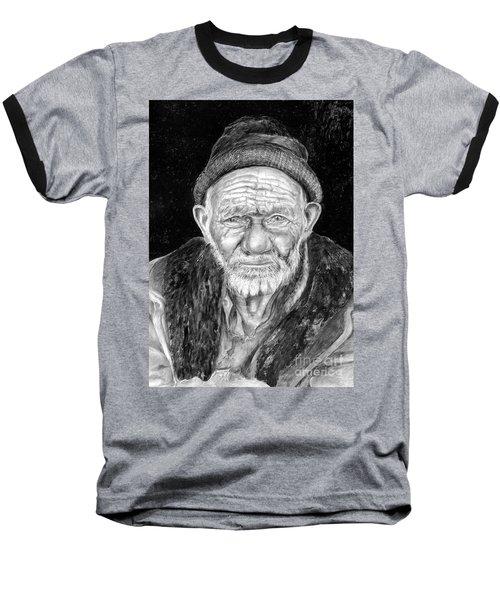 Perserverance Baseball T-Shirt