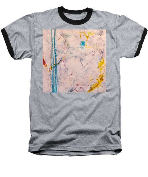 Perserverance Baseball T-Shirt by Gallery Messina