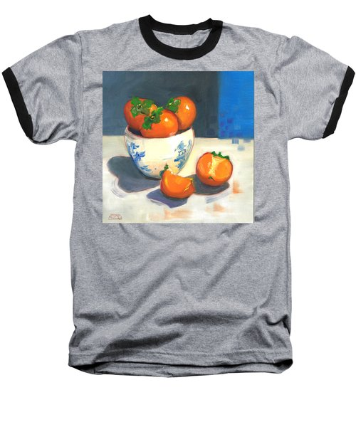 Persimmons Baseball T-Shirt