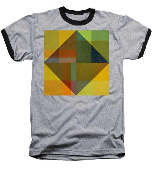 Perspective In Color Collage 8 Baseball T-Shirt