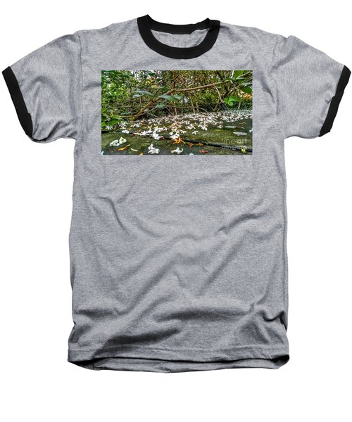 Petal And Stone Baseball T-Shirt