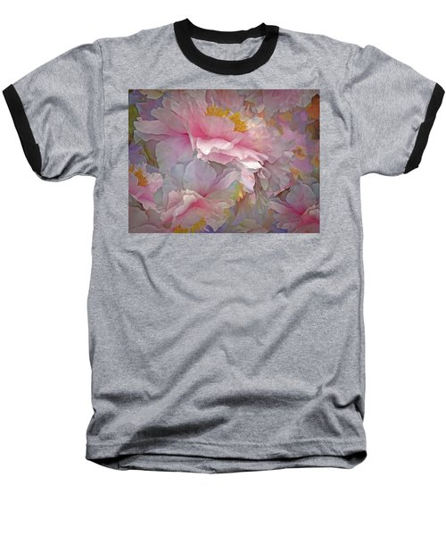 Petal Dimension 20 Baseball T-Shirt