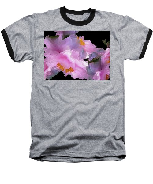 Petal Dimension 306  Baseball T-Shirt