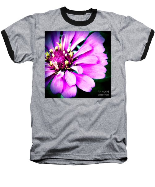 Petal Power Baseball T-Shirt