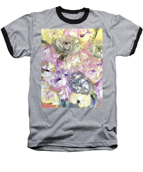 Petals Baseball T-Shirt