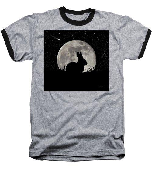 Peter Cottontail Baseball T-Shirt