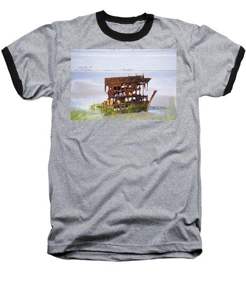 Peter Iredale Baseball T-Shirt