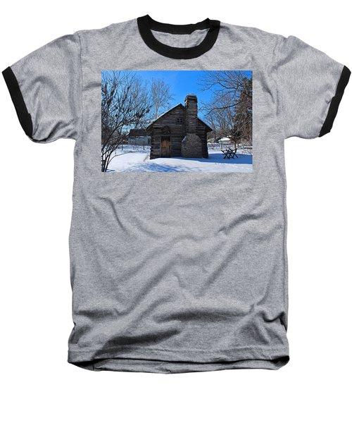 Peter Navarre Cabin I Baseball T-Shirt