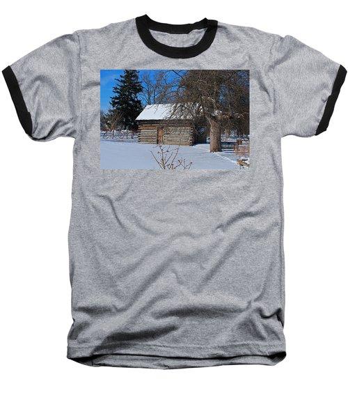 Peter Navarre Cabin II Baseball T-Shirt