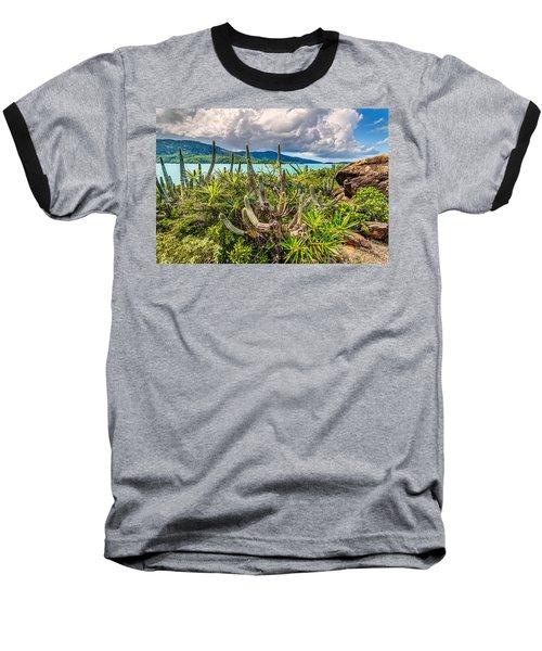 Peterborg Cactus Baseball T-Shirt