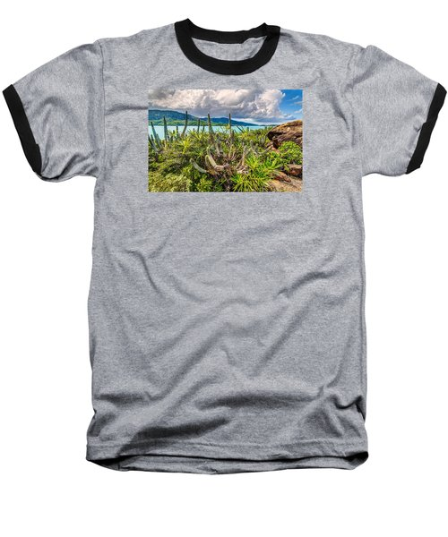 Peterborg Cactus Baseball T-Shirt