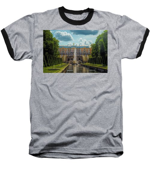 Peterhof Palace Baseball T-Shirt