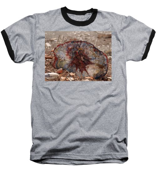 Baseball T-Shirt featuring the photograph Peterified Jewel by Melissa Peterson